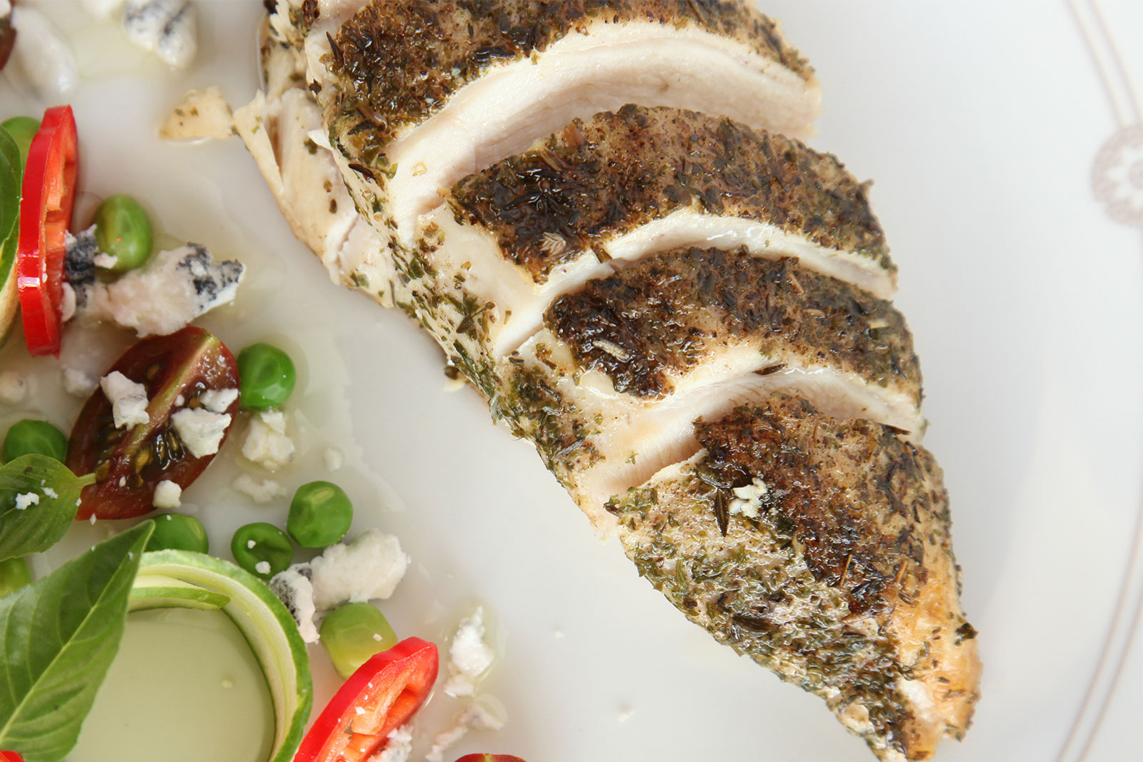 Cook the perfect Chicken Breast